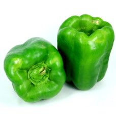 Shimla Mirch/ Capsicum (500)gm)