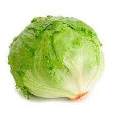 Iceberg Lettuce (250)gm)