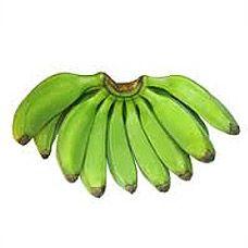 Raw Banana (500gm)